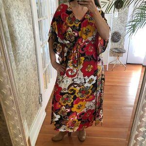 Agnes Dora Kaftan Maxi Dress